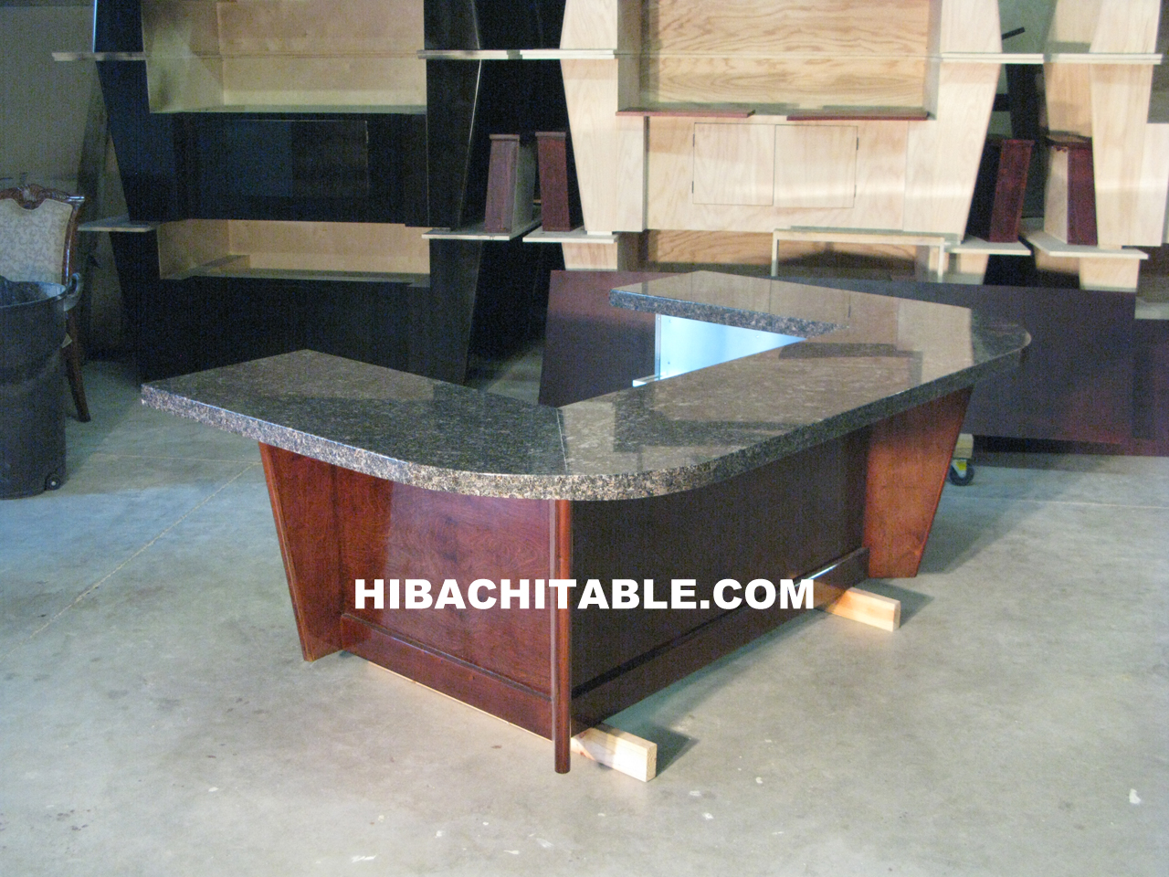 Hibachi Table Hibachi Table Teppanyaki Table Teppan Table - Teppan table